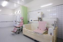 介護機械浴設備